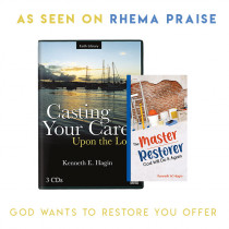 God Wants to Restore You Offer
