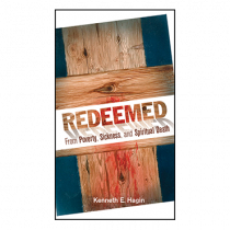 Redeemed From Poverty, Sickness and Spiritual Death (Book)