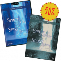 The Spirit Within and the Spirit Upon Package (12 CDs)