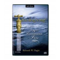 Thanksgiving: A Continuous Flow (3 CDs)