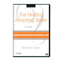 The Healing Anointing Series Volume 1 (4 CDs)
