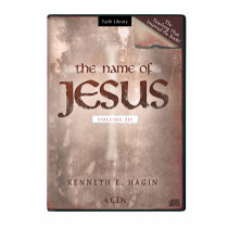 The Name Of Jesus Series-Volume 3 (4 CDs)
