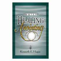 The Healing Anointing (Book)