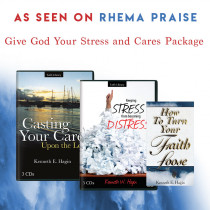 Give God Your Stress and Cares Package