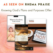 Knowing God's Plans and Purposes Package