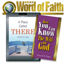 Follow God Package (slimline book, DVD)