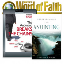 Anointed for Service Package (1 book, 1 DVD)