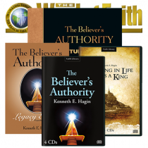 The Believer's Authority Curriculum (Books and CDs)