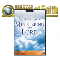 Ministering To The Lord (4 CDs)