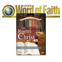 Our Rights In Christ