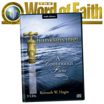 Thanksgiving: A Continuous Flow