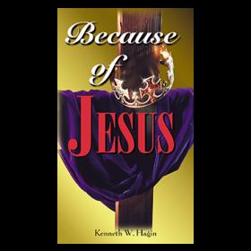 Because Of Jesus (Book)