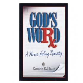God's Word: A Never-Failing Remedy (Book)