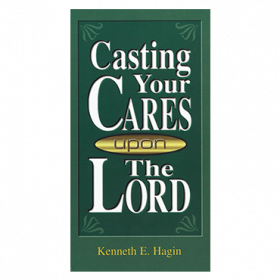 Casting Your Cares Upon The Lord (Book)