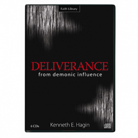 Deliverance From Demonic Influence Series (4 CDs)