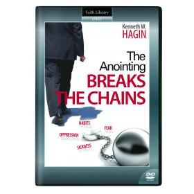 The Anointing Breaks The Chains (1 DVD)