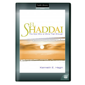El Shaddai - The God Who Is More Than Enough (1 DVD)