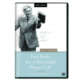 Five Rules for a Successful Prayer Life (1 DVD)
