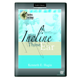 Incline Thine Ear - Part 1 (1 DVD)