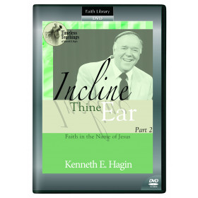 Incline Thine Ear - Part 2 (1 DVD)