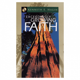 Exceedingly Growing Faith (Book)