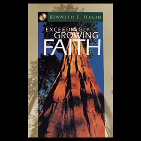 Exceedingly Growing Faith (Book)