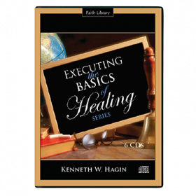 Executing The Basics of Healing Series (6 CDs)