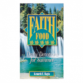 Faith Food For Summer (Book)