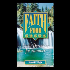Faith Food For Summer (Book)