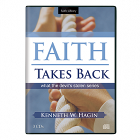 Faith Takes Back What the Devil's Stolen Series (3 CDs)