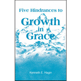 Five Hindrances To Growth In Grace (Book)