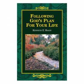 Following God's Plan For Your Life (Book)