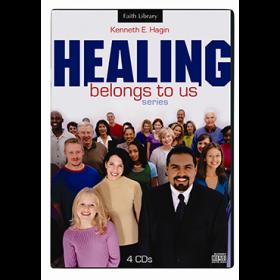 Healing Belongs To Us Series (4 CDs)