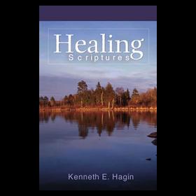 Healing Scriptures (Book)
