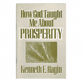 How God Taught Me About Prosperity (Book)
