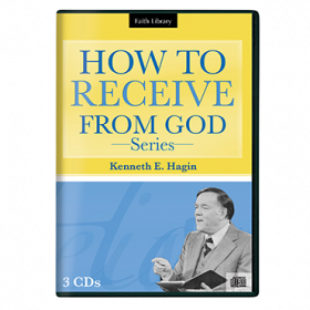 How To Receive From God (3 CDs)