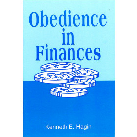 Obedience In Finances (Book)