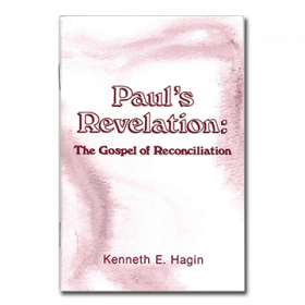 Paul's Revelation: Gospel Of Reconciliation (Book)