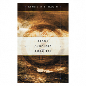 Plans, Purposes And Pursuits (Book)