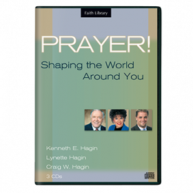 Prayer! Shaping The World Around You (3 CDs)