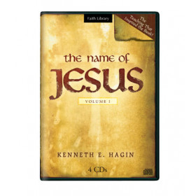 The Name Of Jesus Series Volume 1 (4 CDs)