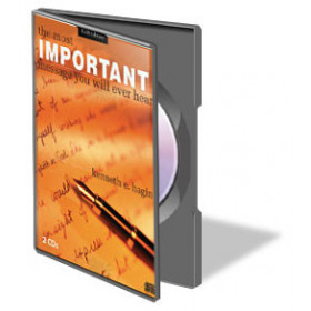 The Most Important Message You Will Ever Hear (2 CDs)
