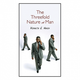 The Threefold Nature Of Man (Book)