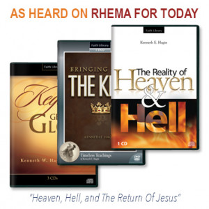 Heaven, Hell, and the Return of Jesus (4 CDs, 1 DVD