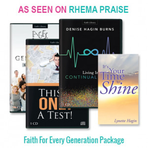Faith for Every Generation Package (5 CDs, 1 slimline book)