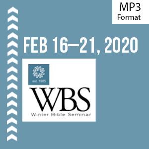 Wednesday, Feb. 19, 2020 7:00 p.m. - Craig W. Hagin
