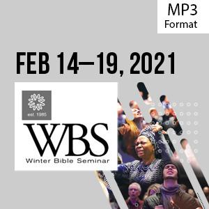 Monday, Feb. 15, 2021 10:30 AM Lynette Hagin (1 MP3 Download)