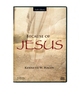 Because Of Jesus (3 CDs)