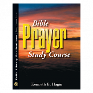 Bible Prayer Study Course (Book)