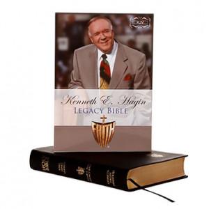 Kenneth E. Hagin Legacy Bible